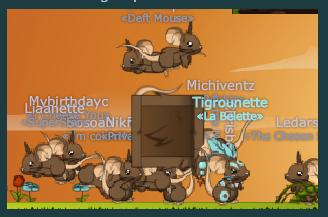 caja raton